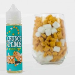 CRUNCH TIME CALIFORNIA VAPING CO 50ML ZHC 0MG TPD EU