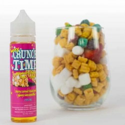 CRUNCH TIME CRUNCH TIME BERRY 50ML ZHC 0MG TPD EU