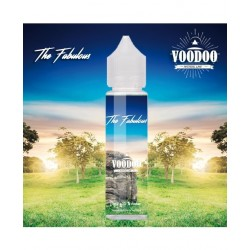 VOODOO THE FABULOUS E-LIQUIDE 50ML ZHC 0MG TPD EUROPE