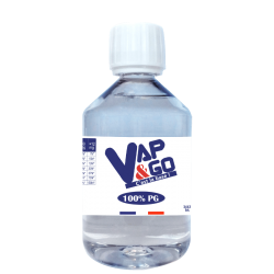 Base 100% PG VAP & GO DIY 500 mL