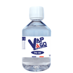 Base 70/30 VAP & GO DIY 500 mL