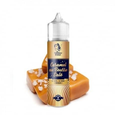 Caramel Beurre Salé Le Vapoteur Breton 50 ml