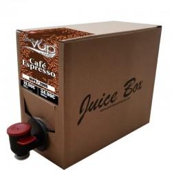 Juice Bag 1 litre Café expresso Myvap