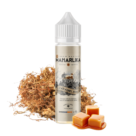 Caramel RY4 Maharlika 50 ml 0 mg