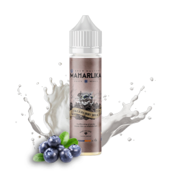 Blueberry Milk Maharlika 50 ml 0mg