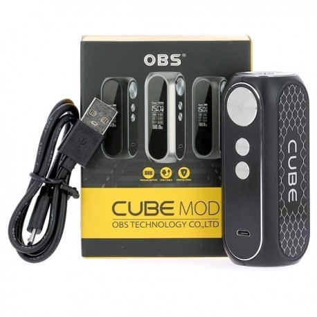 Batterie Cube OBS