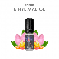 Additif Ethyl Maltol VAP&GO DIY 10ml TPD Belgique