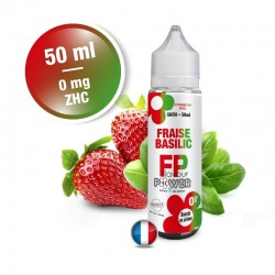 Fraise Basilic 50/50 Flavour Power 50 ml
