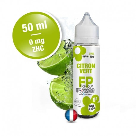 Citron Vert 50/50 Flavour Power 50 ml