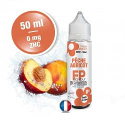 Pêche Abricot 50/50 Flavour Power 50 ml