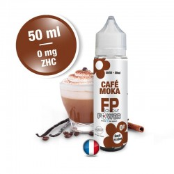 Café Moka 50/50 Flavour Power 50 ml