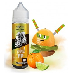 Zest'or 50/50 Rebel by FP 50 ml