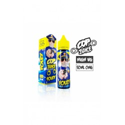 Foley Cop Juice Eliquid France 50 ml 0Mg