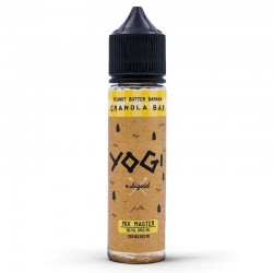 Peanut Butter & banana Granola Bar Yogi 50 ml 0Mg