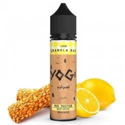 Lemon Granola Bar YOGI 50ml 0mg