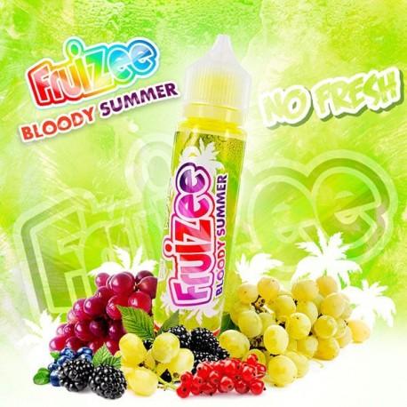 Bloody Summer No Fresh- Fruizee King Size ZHC 50 ml