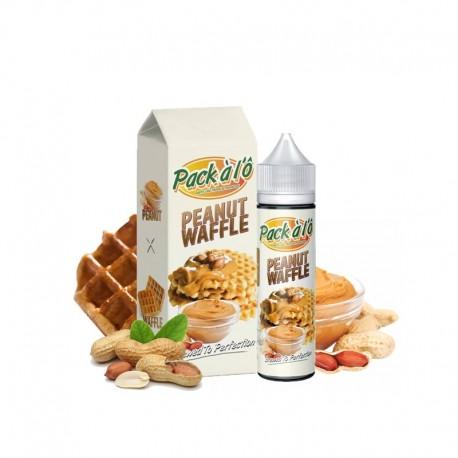 Peanuts Waffle Pack à l'O ZHC 50 ml