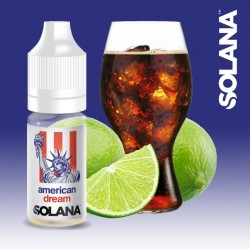 American Dream e-liquide Solana 10ml