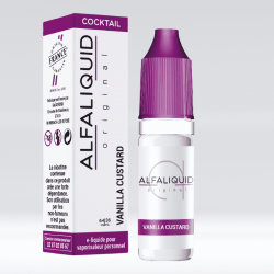 Vanilla custard ALFALIQUID - 10ml