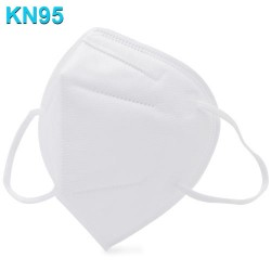 Lot de 10 masques Antiviral / anti-poussière KN95