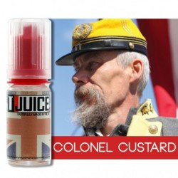 Colonel Custard T-Juice 10mL