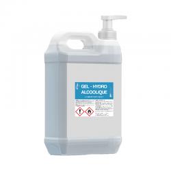 Gel Hydroalcoolique Bidon 2L avec pompe