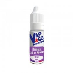 Nicodose Sels de nicotine VAP&GO 20MG 50/50
