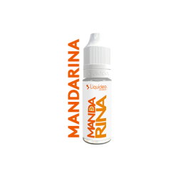 Mandarina LIQUIDEO - 10ml