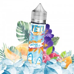 E-liquide Lagoon Juice - Yeti fruité 50ml