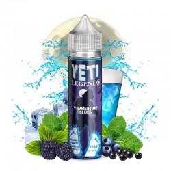 E-liquide Summertime Blues - Yeti Legends 50ml