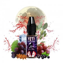 E-liquide Red Monster - Yeti Legends 10ml