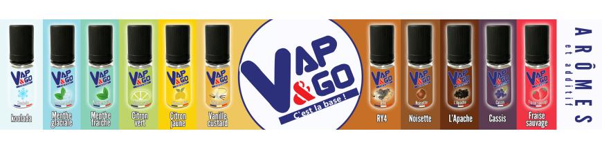 Arômes Vap & Go DIY