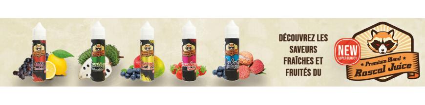 RASCAL Juice E-liquide