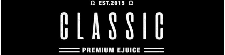 Classic E-juice GF