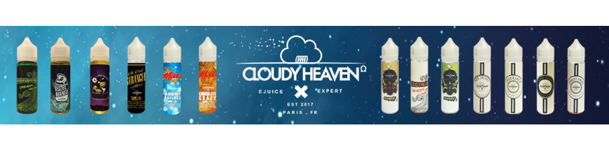 CLOUDY HEAVEN Lot de 10