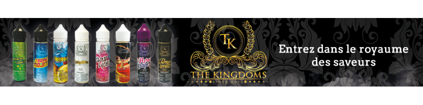 THE KINGDOMS Lot de 10