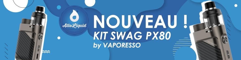 Nouveau kit SWAG PX80 Vaporesso